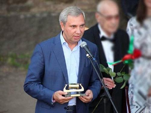В Выборге прошла церемония прощания с убитым депутатом Петровым