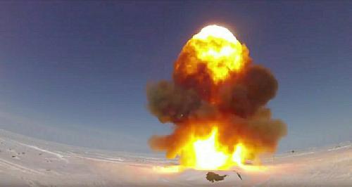Генерал Грабчук сообщил об успешном испытании новой противоракетной системы ПРО