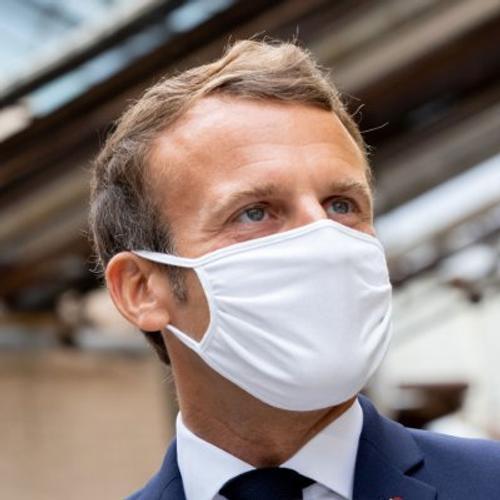 Макрон ввел во Франции общенациональный карантин