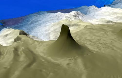 Австралийские ученые нашли риф высотой в полкилометра