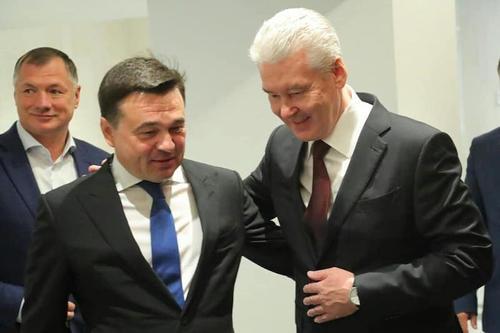 Москва и область продолжат вместе развивать транспортную инфраструктуру