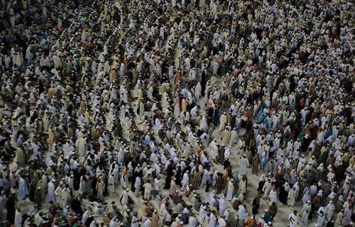 Саудовская Аравия разрешила паломничество в Мекку
