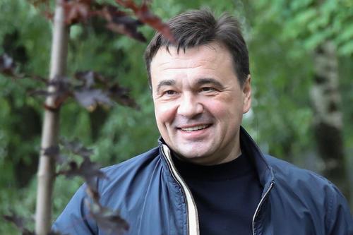 Губернатор Подмосковья Андрей Воробьев заявил, что ему поставили прививку от коронавируса COVID-19