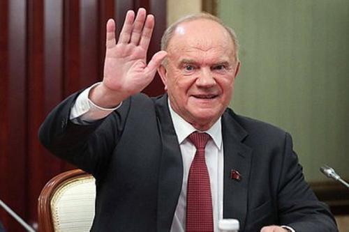 Зюганов назвал недостаточными бюджетные расходы на обеспечение экономического роста страны