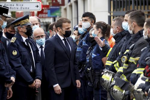 Новая повестка дня: или Франция без мусульман, или Франция без французов