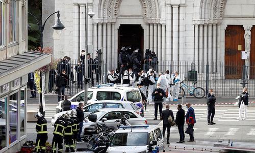 Мнение: Сейчас обстановка в Ницце сложная и люди напуганы