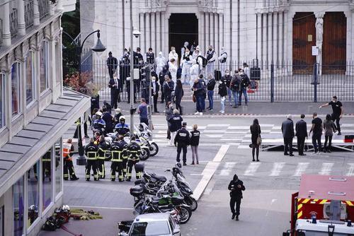 Во Франции задержали подозреваемого в причастности к атаке в Ницце