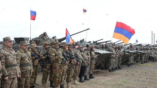 Москва подтвердила, что окажет помощь своему союзнику Армении