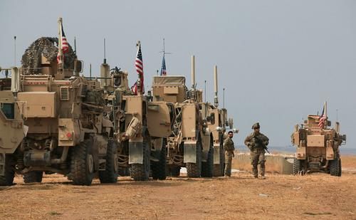 США увеличивают военное присутствие на востоке Сирии