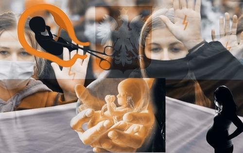 В Польше массовые протесты против запрета абортов сопровождаются требованиями отставки правительства