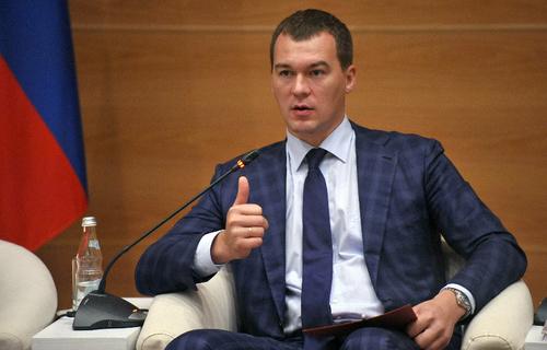 По числу положительных упоминаний в соцсетях Дегтярев занял последнее место