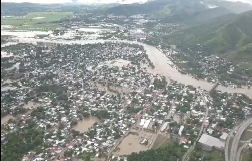 На Гватемалу обрушился шторм Эта