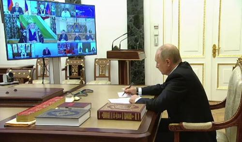 В России только у государства есть право на насилие