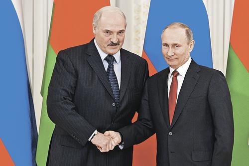 В Белоруссии нашли нефть. Но из российского месторождения