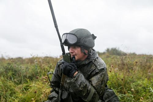 Появилось видео отправки российских миротворцев в Нагорный Карабах