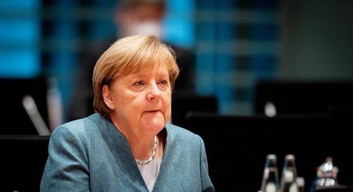 Меркель рассчитывает на «доверительное» будущее сотрудничество с Байденом
