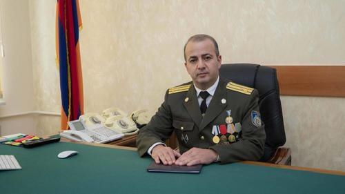 Глава СНБ Армении госпитализирован с сердечным приступом