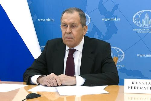 Лавров заявил, что Москва видит, как оппозиция в Армении пытается спекулировать на соглашении по Карабаху