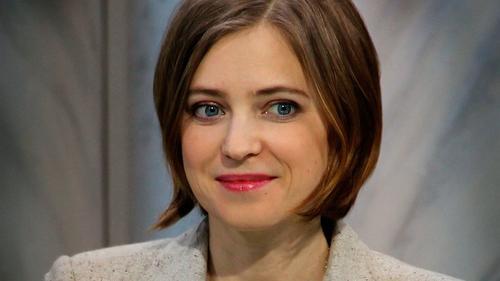 Наталья Поклонская заявила, что может принять участие в украинской «Крымской платформе»