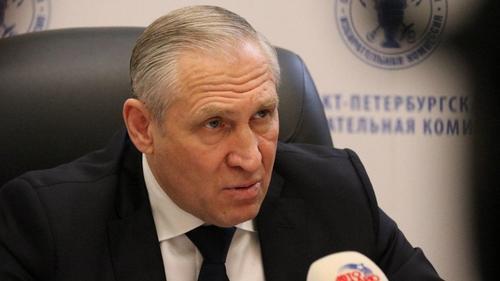 Беглов освободил от должности главу избиркома Петербурга Миненко