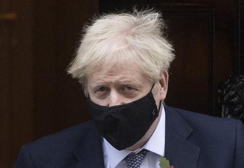 Премьер-министр Великобритании Джонсон ушел на самоизоляцию