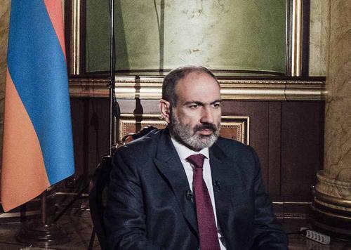 Премьер Армении Пашинян назвал себя главным ответственным за сложившуюся в Карабахе ситуацию