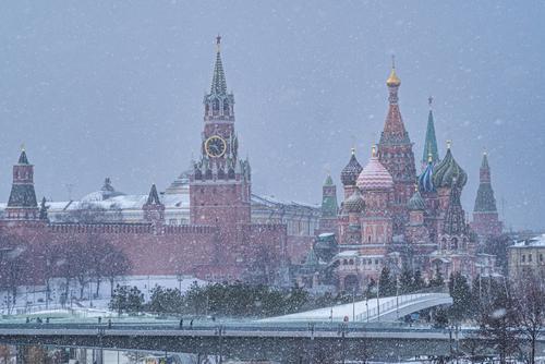 Синоптик Волосюк заявила, что в выходные в Москве образуется снежный покров