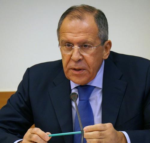 В МИД РФ раскрыли подробности телефонного разговора Лаврова и Ван И