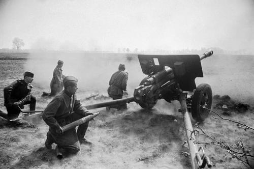 Минобороны России опубликовало архивные документы ко Дню ракетных войск и артиллерии