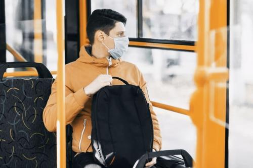 Как просить о том, чтобы незнакомый надел маску и не убил тебя?