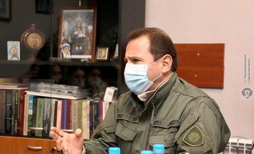 Глава Минобороны Армении Давид Тоноян подал в отставку