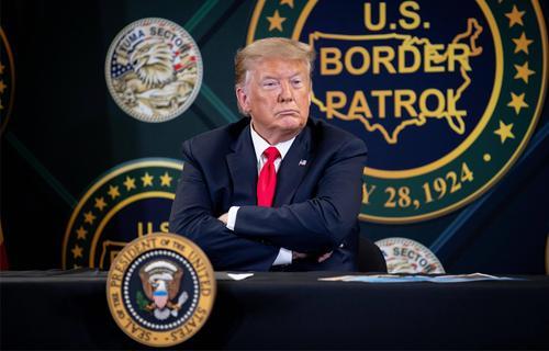 Трамп начал решающий бой за свой пост