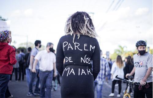 В Бразилии начались протесты после избиения чернокожего