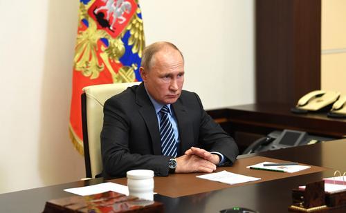 Путин подписал указ о продлении на 2021 год действия контрсанкций