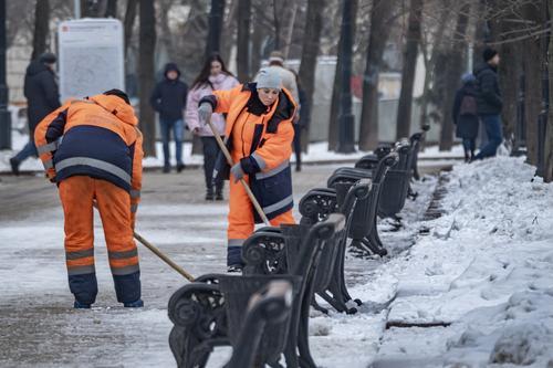 Москвичей предупредили о надвигающемся циклоне «Сара» с метелью в воскресенье