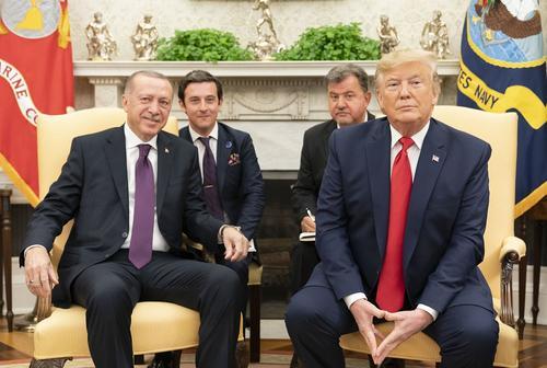 Портал Pentapostagma: «волчий союз» между Турцией и Россией долго не продержится