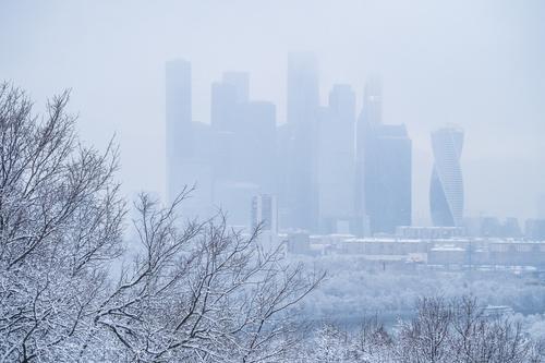 Синоптик: В декабре Москву накроет антициклон «Сибиряк»