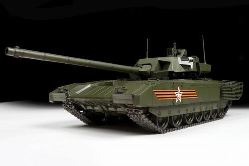 Журнал The National Interest: российский танк «Армата» мог бы завестись даже на Марсе