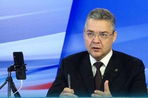 Губернатора Ставропольского края завалили рекламными постами и роликами