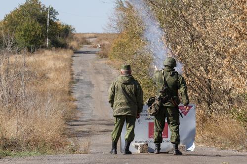 Украинский генерал Хомчак раскритиковал «военный подход» к «возвращению» Донбасса