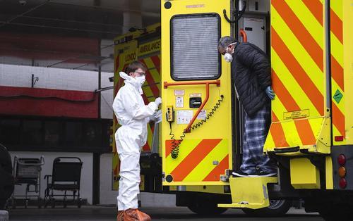 В Германии число случаев COVID-19 превысило миллион человек