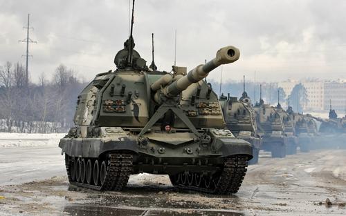 Нестыковки в заявлениях о том, что M142 добивают из Румынии до Крыма, а САУ «Мста-СМ» является ответом