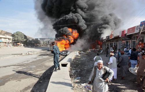 За последние 24 часа погибло более 80 афганцев