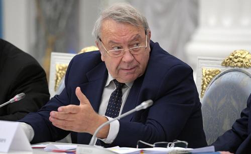 Умер заболевший коронавирусом экс-президент РАН Владимир Фортов