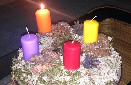 В ожидании Рождества: католики встретили первый день Адвента
