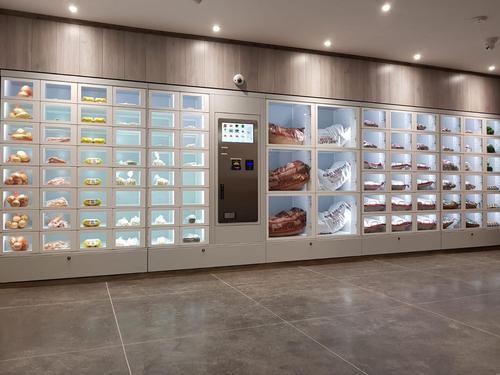 Торговые автоматы по продаже овощей и мяса вытесняют магазины