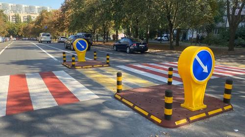 Украинские чиновники делают ставку на островки безопасности
