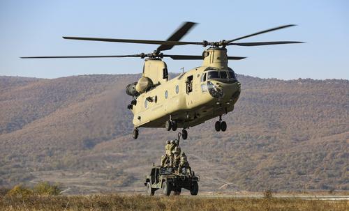США наращивают военное присутствие в Черноморском регионе