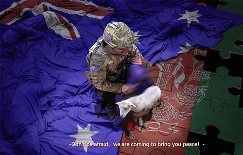 Австралия требует от Китая извиниться за твит