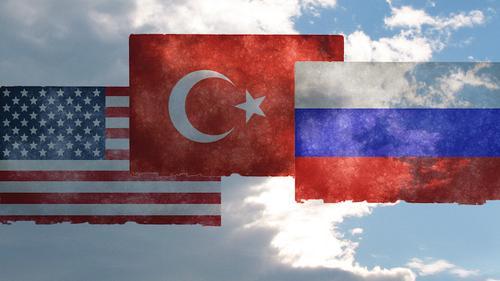 Турция, отдаляясь от России, надеется на улучшение отношений с США